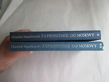 Z. Stypulkowski Zaprpszenie Do Moskwy Books 1 & 2  (polish edition)