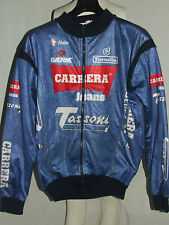 MAGLIA BICI GIACCA JACKET PILE SINTETICO CICLISMO SHIRT TEAM CARRERA 94 tg. XXL