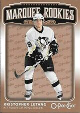 06/07 O-Pee-Chee Rookie Card #547 Kristopher Letang RC