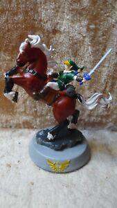 The Legend of Zelda Ocarina of Time - Link & Epona Figure (See Description)