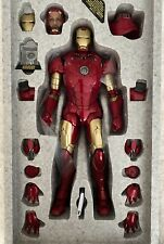 Hot Toys Diecast Iron Man Mark III Sideshow Exclusive 1/6 Scale Figure