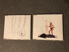 Antony And The Johnsons Lot of (2) Rare CDs Current 93 Coil Nurse With Wound