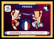 Panini Euro 2012 (Swiss Platinum Edition) France - Creating History No. 44