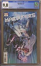 Marauders #17 CGC 9.8