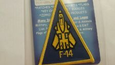 Navy F-14 Aircraft Color Patch (package)