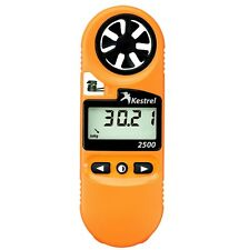 Kestrel 2500 Weather Meter (Supplied with Australian Tax Invoice)