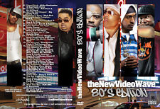 The Best of the 80s Hip Hop Edition [Video Mix & Mixtape] CD & DVD [Double Disc]