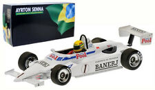 Minichamps Ralt RT3 Thruxton British F3 Champion 1983 - Ayrton Senna 1/18 Scale