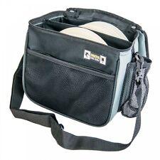 Innova Disc Golf Starter Bag, Holds 6-10 Discs, Black/Gray, New