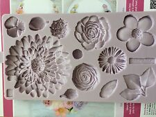 Karen Davies NEW buttercream flowers Effect Mould     FAST DESPATCH