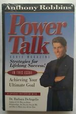 Anthony Robbins Power Talk Audio Cassettes Achieving Your Ultimate Goal Sealed