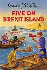 Five on Brexit Island by Bruno Vincent (CD-Audio, 2017)
