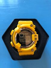 Frogman G Shock GF-8250-90R Yellow