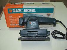 Levigatrice Orbitale Black & Decker  CD 400  135 Watt