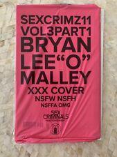 "Sex Criminals #11 Bryan Lee ""O"" Malley XXX Var Image Comics Comic Book"