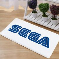 Sega Game Rug Mat Floor Door Pinball Home Flannel carpet