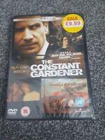 The Constant Gardener-DVD-RALPH FIENNES-BRAND NEW SEALED
