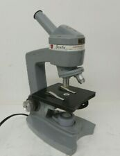 American Optical Sixty Spencer Monocular Microscope 10x 43x Objectives
