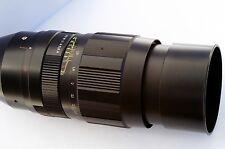 M42 Jupiter 21M 4/200mm superb condition Sonnar type, tested A7 full frame: TOP