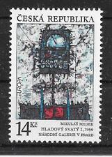 A537 CEPT 1993/Repubblica Ceca MiNr 5 **