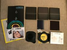 COKIN CREATIVE FILTER SYSTEM - ADAPTOR RING P SERIES 62 ***EXCELLENT CONDITION**