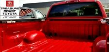 NEW OEM TOYOTA TUNDRA DECK RAIL SYSTEM & BED CLEATS SHORT BED 5.5 FOOT BED
