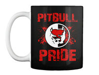 Pitbull Pride Dog Lover Gift Coffee Mug