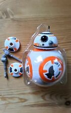 """Star wars BB-8 12"""" scale (split from TFA 3 pack) with accessories Brand new 2017"""