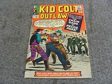 """Kid Colt Outlaw #118 (1964) """"The Chain Gang of Pecos Pass!"""" * 7.0 * FN/VF"""