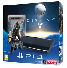 Playstation 3 500Gb With Destiny + Vanguard (PS3)