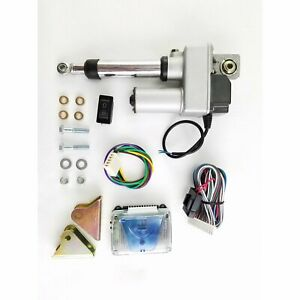 62-84 Porsche Power Trunk Lift Kit AutoLoc AUT9D6EDF street hot rod muscle truck