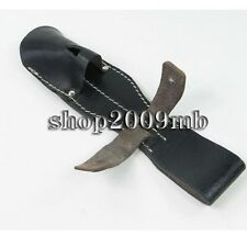 Collectable WWII German Army Kar 98 Bayonet frog Fine Leather K 98 Sheath Black