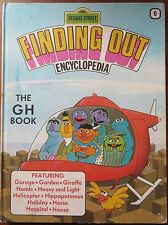 SESAME STREET FINDING OUT ENCYCLOPEDIA THE GH BOOK HARDBACK