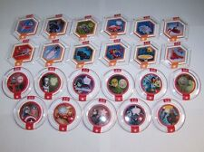 DISNEY INFINITY 2.0 Marvel Heroes Power Disc Lot Pick 3 Discs to Complete Set