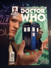 DOCTOR WHO THE ELEVENTH DOCTOR #6 2017 (BII072)