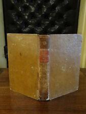 Lettres philosophiques sur l'intelligence des animaux Leroy 1802 Valade