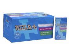 Rizla Puntali con Filtro Ultra Sottile 5.7MM Sigarette per Rollare120*20pacco