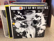 "ILZE Out of My Brains EP 12"" vinyl LP NM 1986"