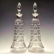 Art Deco Decanter Crystal Glass
