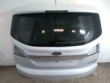 2011 FORD S MAX 5 Door MPV ICE WHITE BOOTLID TAILGATE 121
