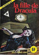 Elvifrance - Les Spéciaux E.F. N°1 - La fille de Dracula - ABE
