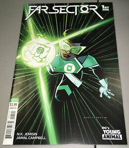 Far Sector #1 DC 1st App Appearance Sojourner Green Lantern Mullein 1st Print
