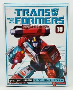 Transformers Collection #19 Perceptor Reissue Action Figure 2005 Takara NEW