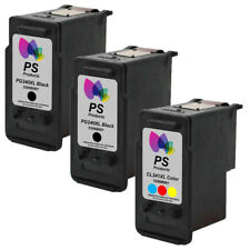 3 Pk for Canon 2 of PG-240XL and 1 of CL-241XL Ink PIXMA MG4120 MX432 MX472
