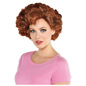 Molly Ringwald Wig Red 80s Movie Costume Andie Claire Sam Baker Pretty In Pink