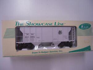 S HELPER SERVICE  #00080 2-BAY PS-2 NEW HAVEN HOPPER 117093