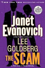 The Scam: A Fox and O'Hare Novel-ExLibrary