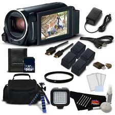 Canon VIXIA HF R800 Camcorder (Black) Full HD 1080p - Platinum Level Bundle