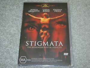 Stigmata - Jonathan Pryce - Brand New & Sealed - Region 4 - DVD - Rare