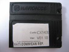 Navionics Classic NavChart Card  - CX143L - Haiti-Dominican Rep. V01.18